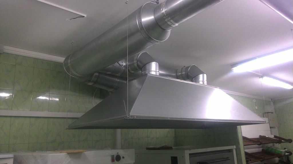 Семейное кафе на Тулпар 3 (проектирование, подбор оборудования, шеф-монтаж)