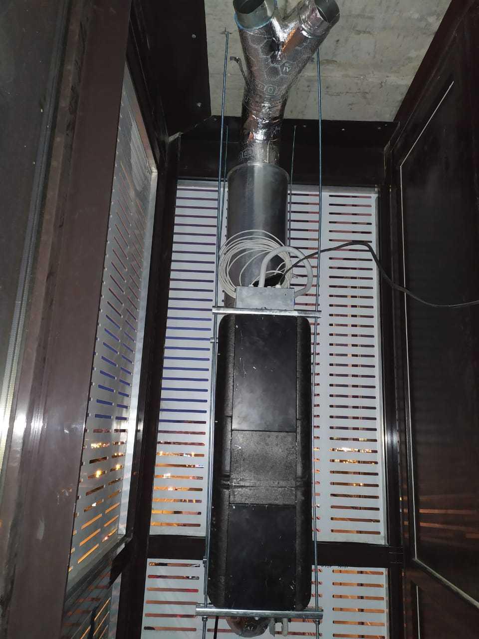 ул. Сибгат Хакима 7, приточная установка с фильтрацией на 3 комнаты